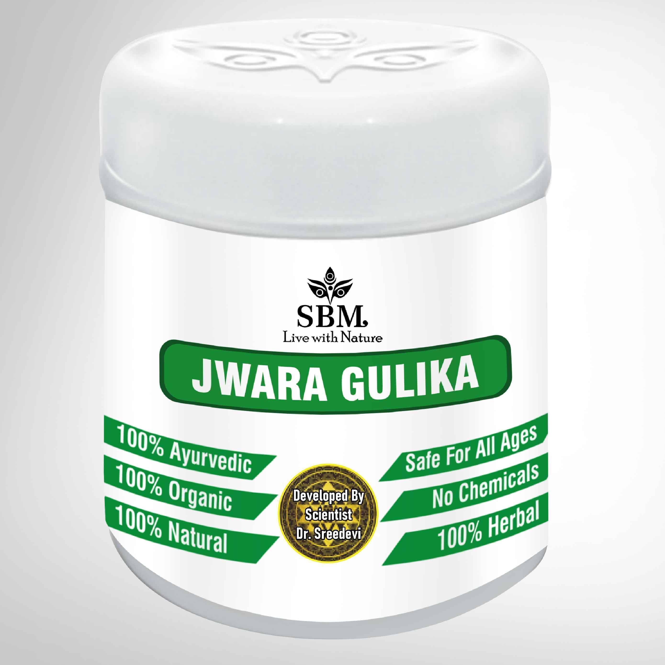 SBM JWARA GULIKA (FEVER TABLET)